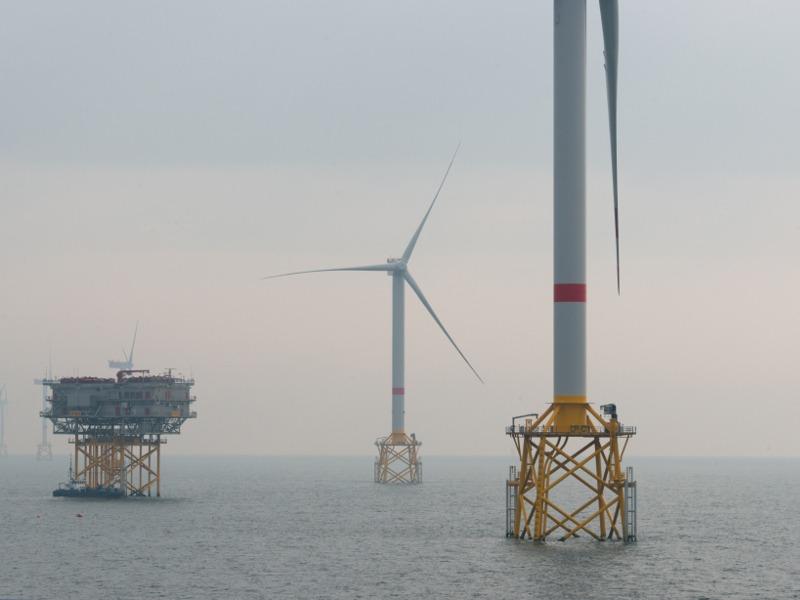 Image 1 - Le Treport Offshore Wind Farm
