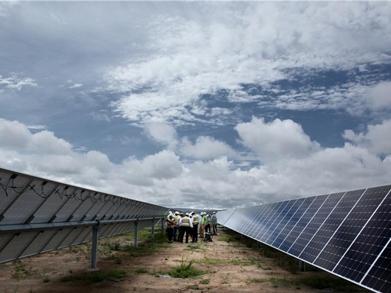 Image 1-Nunez De Balboa Solar Plant