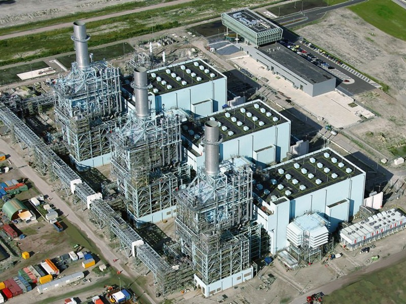 Image 1 - Nuon Magnum Power Plant, Netherlands