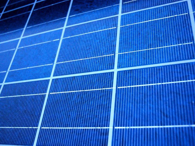 Image 1- Pokrovskaya Solar Power Plant