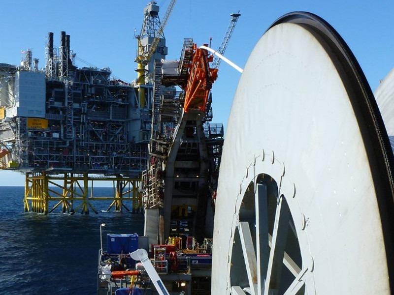 Image 1- SNE oil field