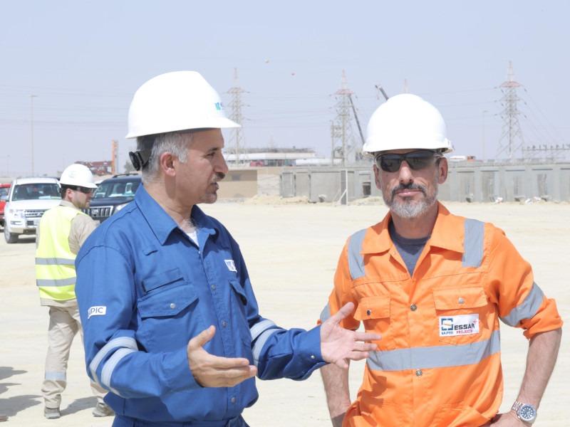 Image 2 - Al-Zour Refinery Project, Kuwait