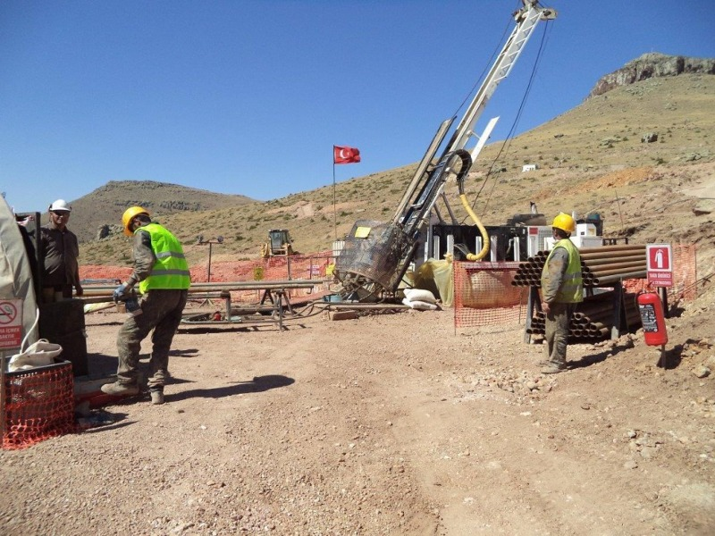 Image 2- Oksut gold mining project