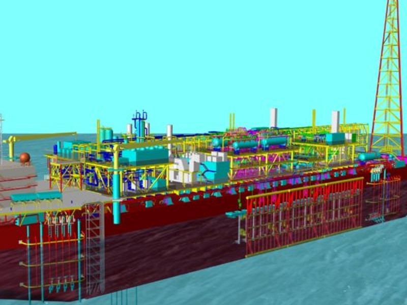 Image 2- SNE oil field