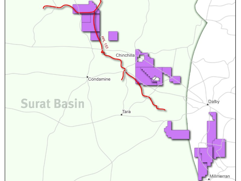 Image 2- Surat Gaas Project