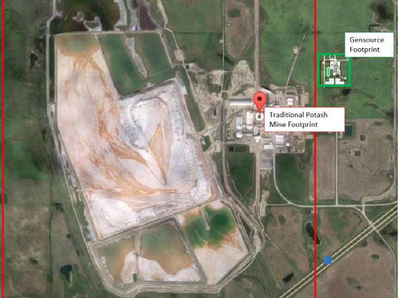 Image 2- Vanguard One Potash Mine, Canada