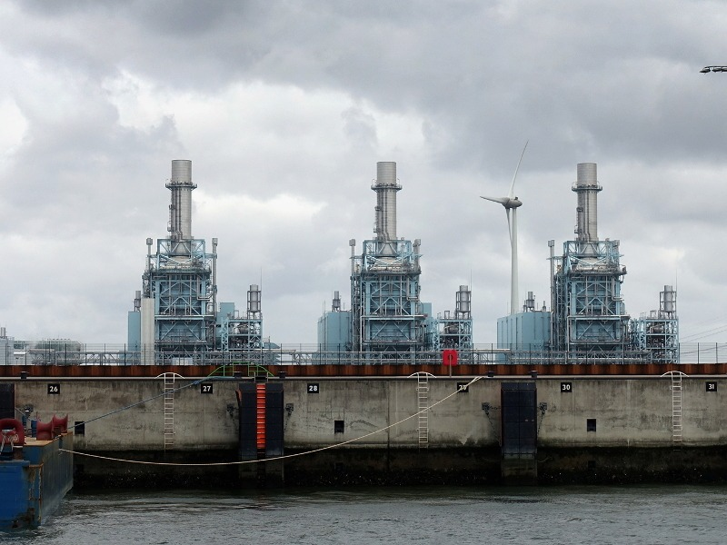 Image 3 - Nuon Magnum Power Plant, Netherlands