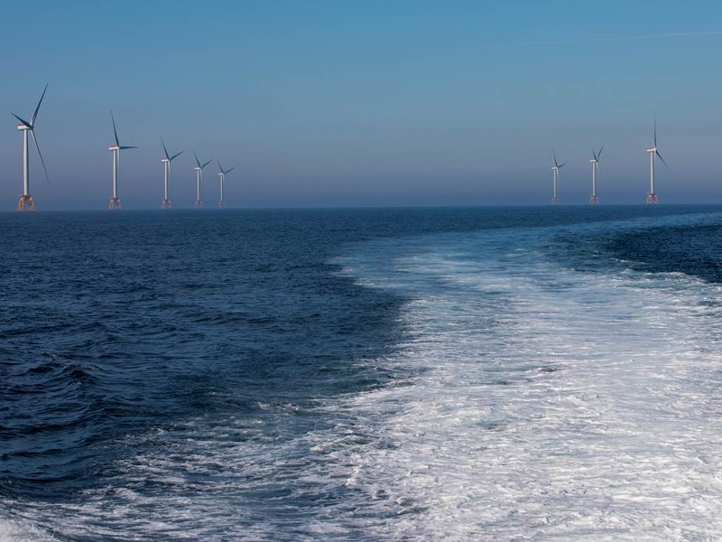 Image 4- Beatrice wind farm