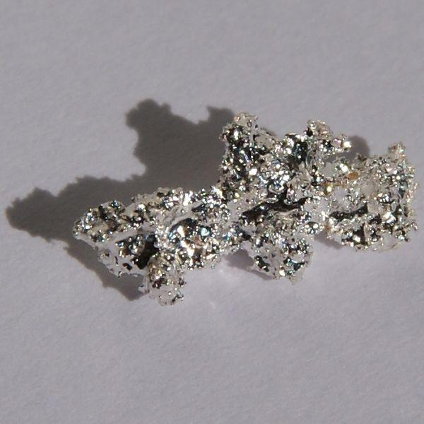 Silver-nugget