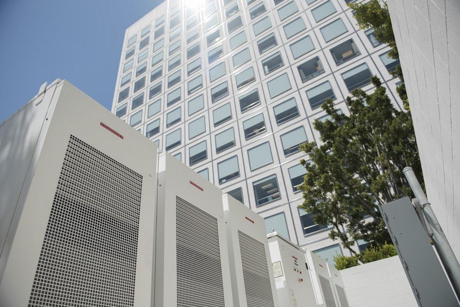AMS Energy Storage System