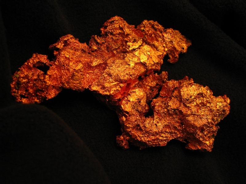 Beruang Kanan Main Copper Project