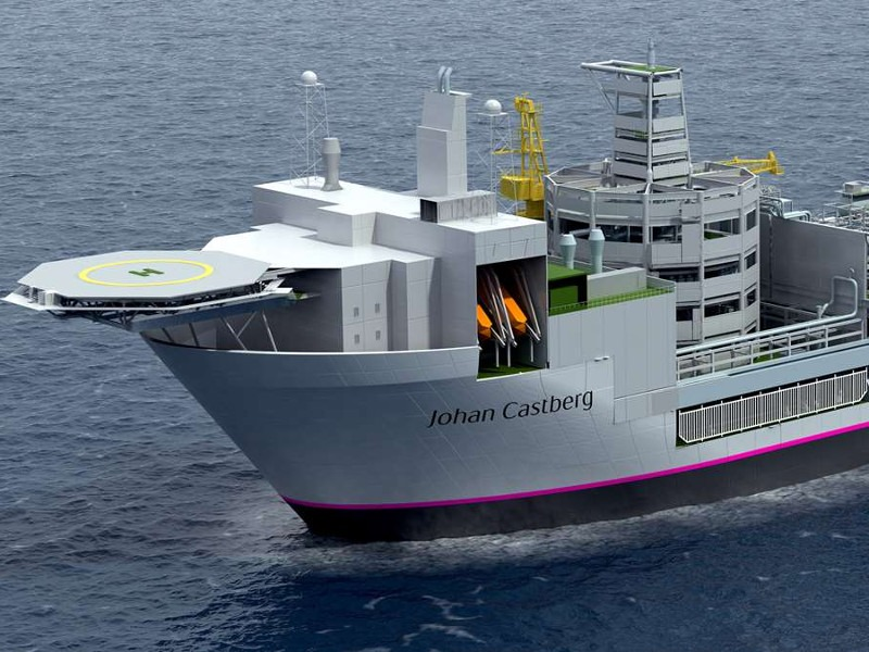 Johan Castberg Project, Barents Sea