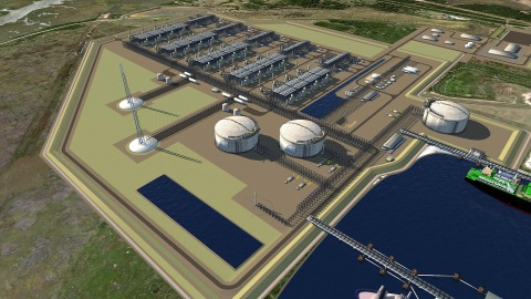 Tellurian signs deals with Total to develop Driftwood LNG project in US