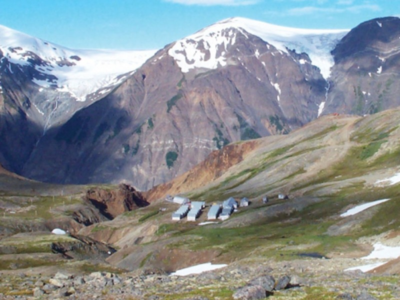 Red Mountain Gold-Silver Project, British Columbia, Canada
