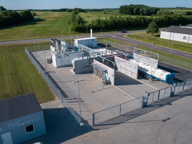 Air Liquide inaugurates a pilot site for the production of carbon-free hydrogen in Denmark_1