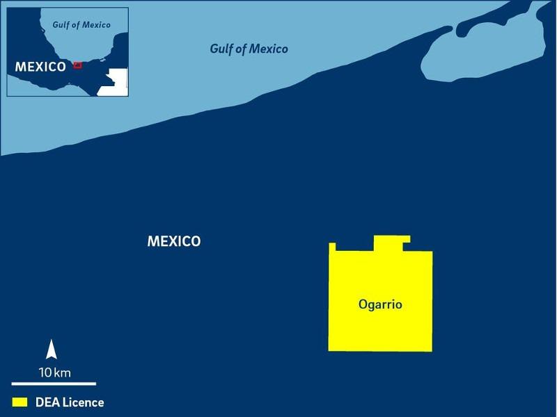 Image 1 - Ogarrio Oil FIeld