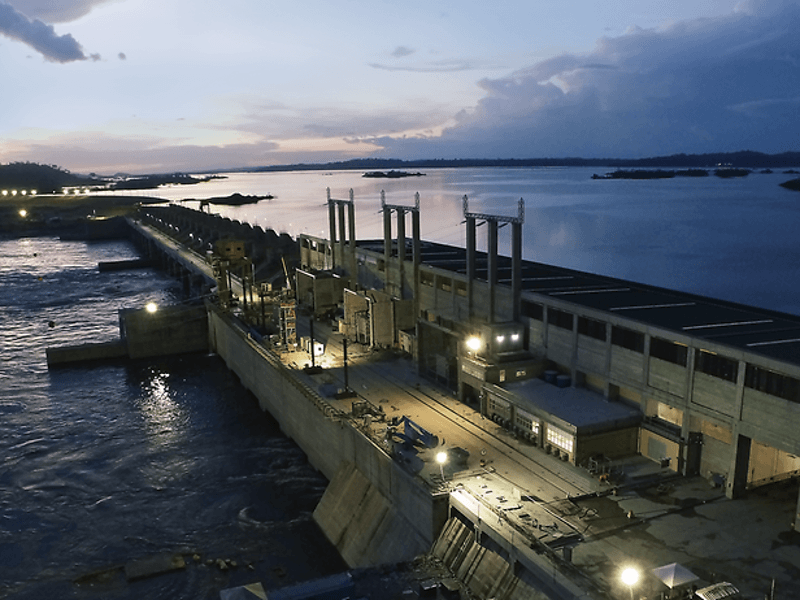 Image 2- Belo Monte Hydro Power Plant