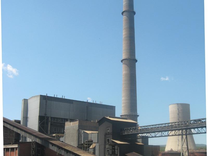 Hwange Power Station Expansion, Hwange, Zimbabwe