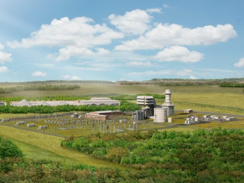 Image 2- Millbrook Power Station, England