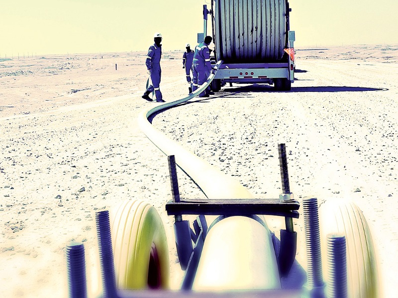 Image 3 - Khurais Oilfield Expansion, Saudi Arabia