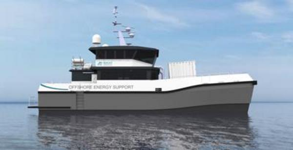 Seacat orders new catamaran to support offshore wind sector