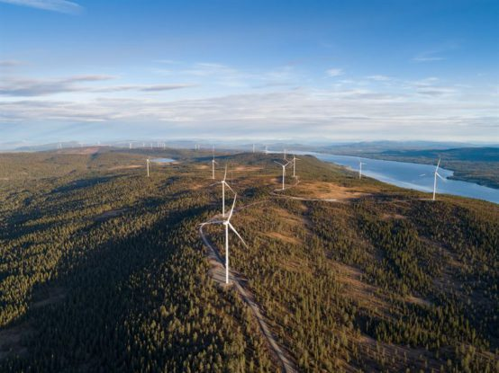 OX2 commences construction of Kjølberget wind farm in Norway