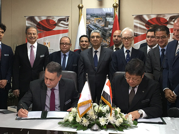 MHPS wins contract to upgrade Sidi Krir and El Atf power stations in Egypt