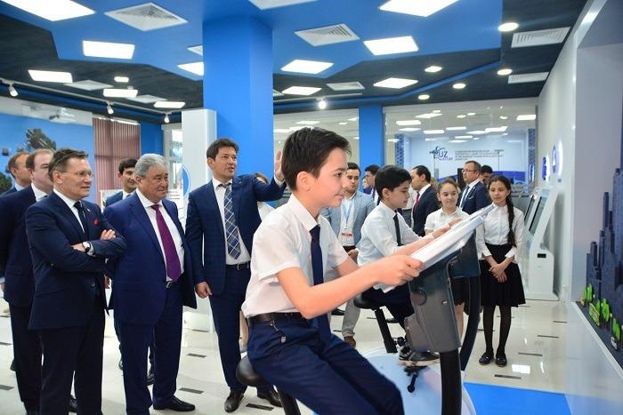 Rosatom opens Nuclear Technology Information Center in Tashkent