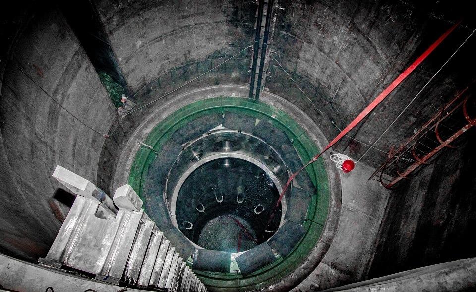 Rosenergoatom begins technology systems liquid release over open reactor at Leningrad NPP-2 unit 2