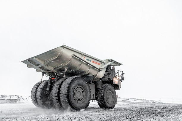 Metso to deliver two Metso Truck Bodies to Boliden's Aitik mine in Sweden