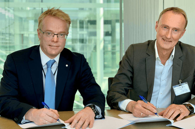 7-year power supply agreement with Alcoa Norway