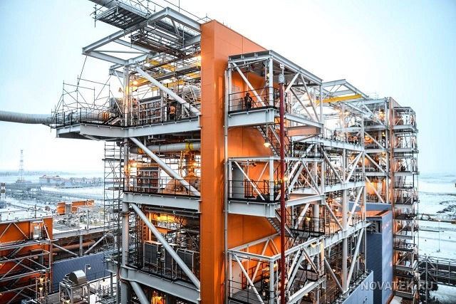 TechnipFMC wins EPC contract for Arctic LNG 2 project in Russia