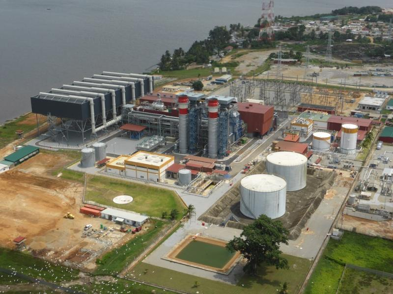 GE's total plant solutions help Azito's power plant boost efficiency and reliability in Ivory Coast