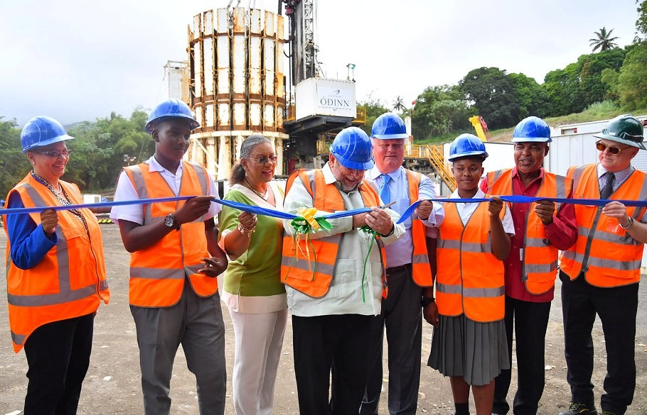 CDB, Partners support St. Vincent and the Grenadines in geothermal energy drive