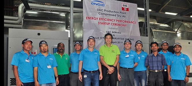 UAC Berhad improves energy efficiency by 18% with ENGIE