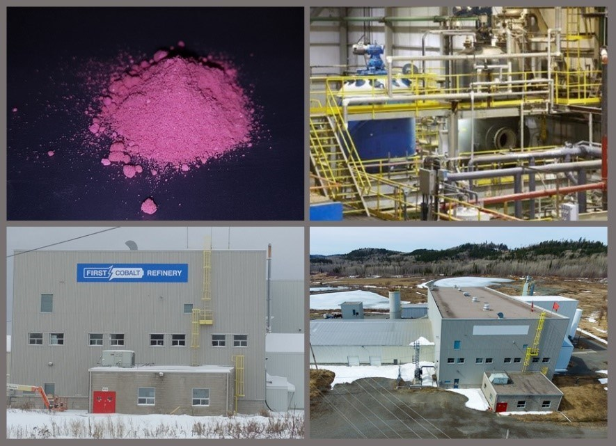 First Cobalt signs MoU with Glencore to restart refinery in Canada