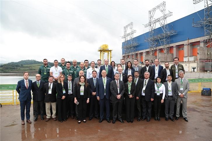Iberdrola opens 350MW Baixo Iguaçu hydroelectric power plant in Brazil