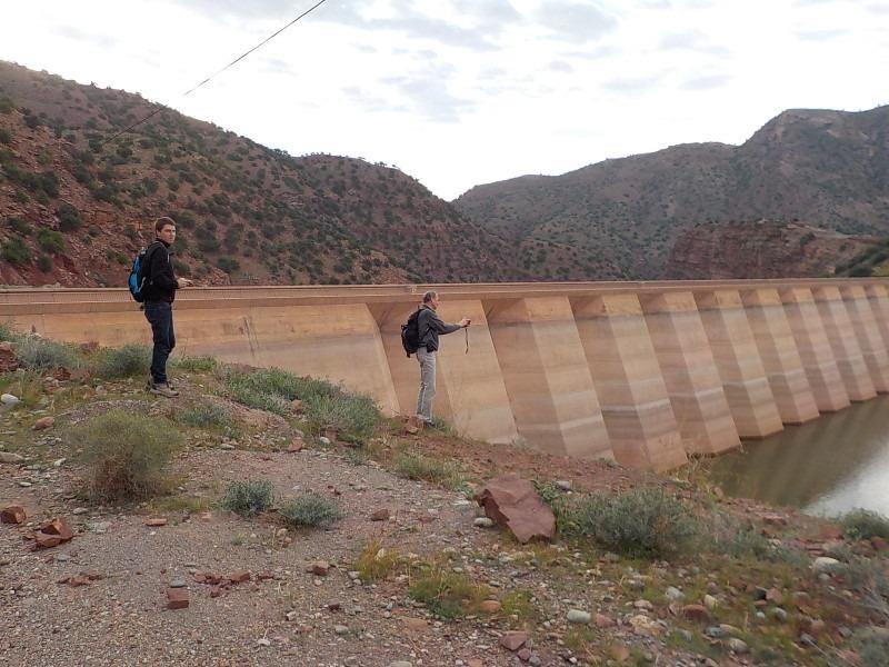 Image-1 Abdelmoumen hydroelectric power plant - Morocco
