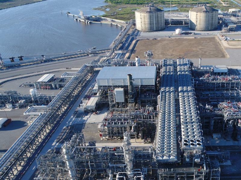 Cameron LNG Project, Louisiana