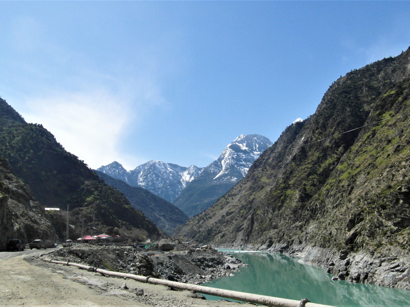 Dasu Hydropower Project