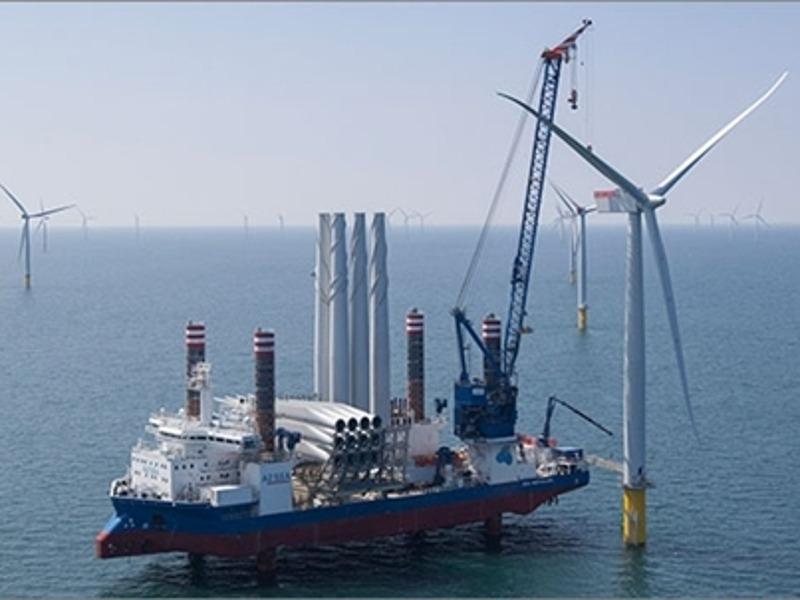 East Anglia ONE Offshore Wind Farm