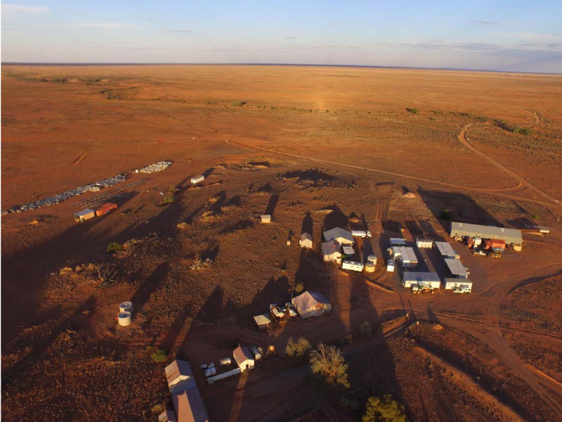 Image 1- Kalkaroo Copper-Cobalt-Gold Project, Australia