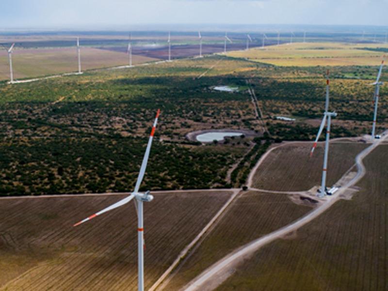 Image 1- Mesa La Paz Wind Farm