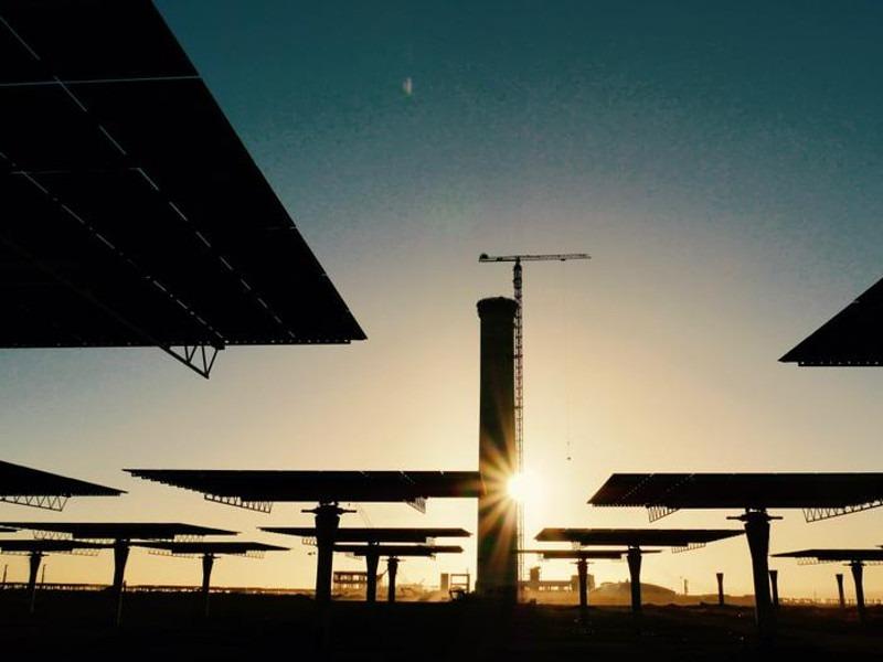 Image-1 Ouarzazate Power Plant - Drâa-Tafilalet, Morroco
