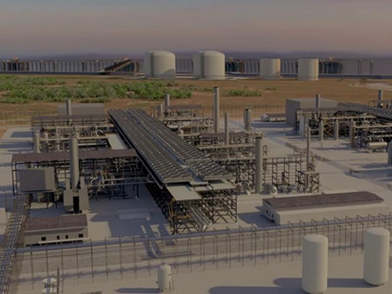 Rovuma LNG Project, Mozambique
