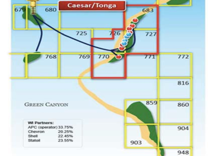 Image 2- Caesar Tonga Oil Field