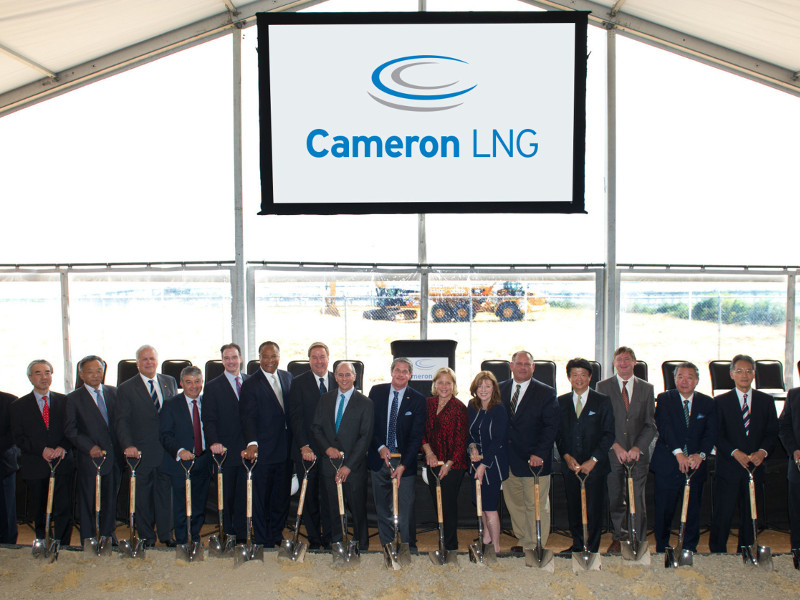 Image 2- Cameron LNG Project