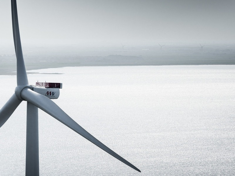 Image 2- Kincardine Windfarm