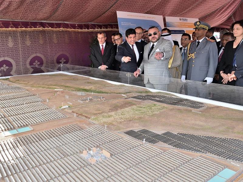 Image 2- Noor Midelt Solar Power Project