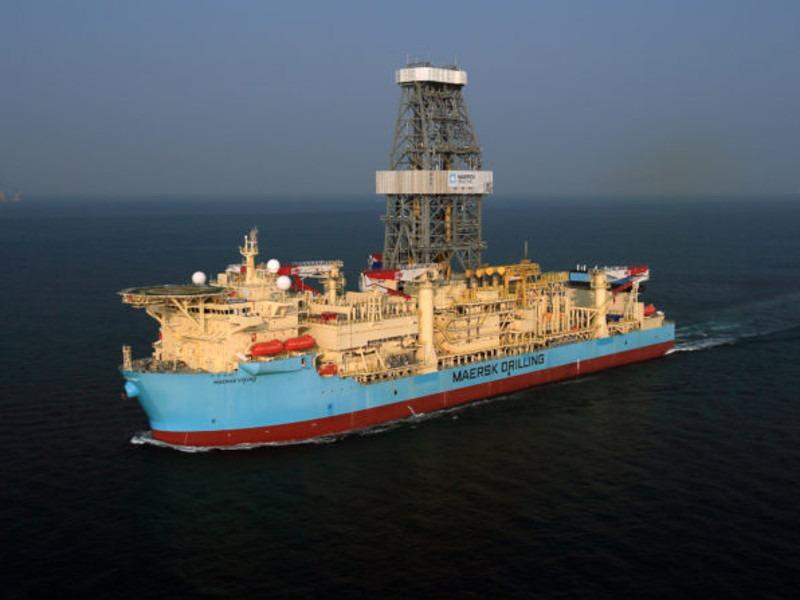 Image 2- Pecan Oil Field, Ghana